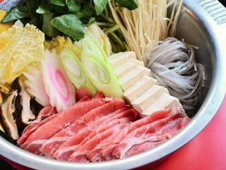 Ganso-Shabuway Japanese Style Hot Pot