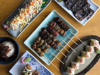 Tori Tori Kushiyaki Snack Bar