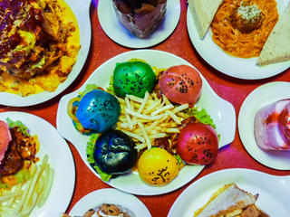 Good Games Diner by Kitchen Central