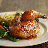 Roasted Half Chicken