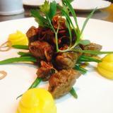 Lamb Ragu & Saffron Tagliatelle
