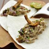 Belly Good Sisig Tacos
