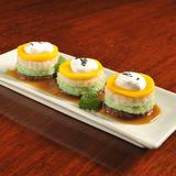 Homemade Suman with Mango