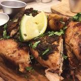 Pollo A La Brasa (Quarter Chicken)