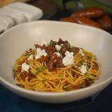 Chorizo & Kesong Puti