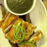 Bagnet with Thai Sauce