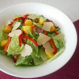 Sicilian Caesar Salad